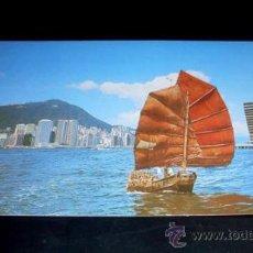 Postales: POSTAL DE HONG KONG - AÑOS 80 - SIN CIRCULAR. Lote 21434935