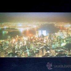 Postales: POSTAL DE HONG KONG - AÑOS 80 - SIN CIRCULAR. Lote 21435134