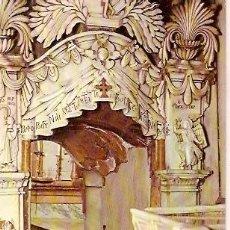 Postales: POSTAL A COLOR JERUSALEM TUMBA DE JESUCRISTO ESCRITA 1962. Lote 23776230
