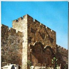 Postales: ISRAEL. JERUSALEN. JORDAN. GOLDEN GATE JERUSALEM. JORDAN.. Lote 27388744