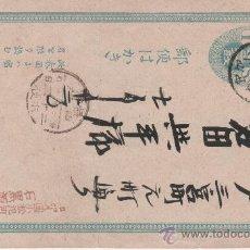 Postales: JAPON - SIGLO XIX. Lote 24693792
