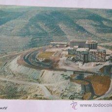 Postales: NEW HADASSAH HEBREW UNIVERSITY MEDICAL CENTRE AT EIN-KAREM JERUSALEM. Lote 27106588