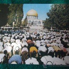 Postales: JERUSALEM-ESCRITA. Lote 28544143