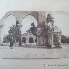 Postales: JERUSALEM PALESTINE 1921 - POST CARD N° 115. Lote 31716562
