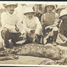 Postales: MANILA (FILIPINAS).- FOTOGRAFÍA AÑO 1921. Lote 32996098