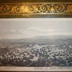 Postales: POSTAL ANTIGUA BETHLEHEM (BELEN). Lote 33554161