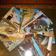 Postales: 29 POSTALES DE JERUSALEN. Lote 33554542