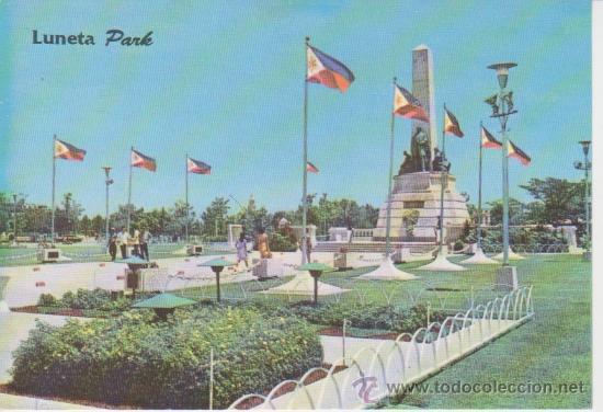 MANILA (FILIPINAS) (Postales - Postales Extranjero - Asia)