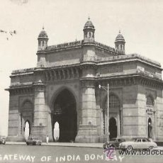 Postales: ** A1760 - POSTAL - GATEWAY OF INDIA BOMBAY. Lote 34867725