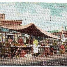 Postales: CHINA, VENDEDORES AMBULANTES, CIRCULADA. Lote 34922065