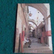 Postales: ISRAEL-V10-NO ESCRITA-ISRAEL-JERUSALEM-VIA DOLOROSA. Lote 36040453