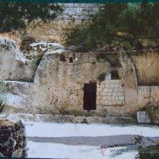 Postales: ISRAEL-V10-NO ESCRITA-ISRAEL-JERUSALEM-THE GARDEN TOMB. Lote 36040662