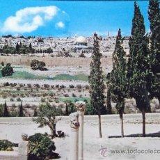 Postales: ISRAEL-V10-NO ESCRITA-ISRAEL-JERUSALEM-. Lote 36040734