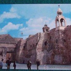 Postales: ISRAEL-V10-NO ESCRITA-BETHLEMEM. Lote 36041569