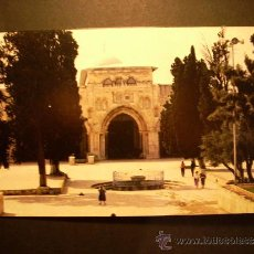 Postales: 1904 ASIA ISRAEL JERUSALEM MOSQUE OF AKSA POSTCARD POSTAL AÑOS 60/70 - TENGO MAS POSTALES. Lote 36132754