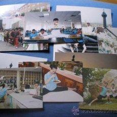 Postales: LOTE 11 POSTALES XIQUETS DE HANGZHOU CHINA NO CIRCULADA RAREZA. Lote 38046805