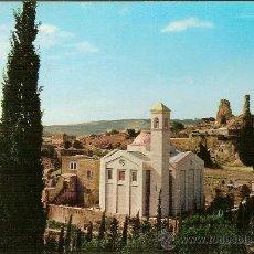 Postales: BETANIA (ISRAEL), IGLESIA DE SANT LÁZARO - HOLY WIEWS Nº 33 - CIRCULADA 1966. Lote 38435216
