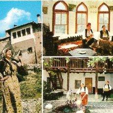 Postais: MOSTAR (TURKIA), UNA CASA TURCA – ROTALCOLOR Nº 2735 – SIN CIRCULAR. Lote 38572014