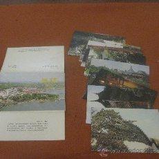 Postales: CONJUNTO DE POSTALES DE WUXI. Lote 38791753