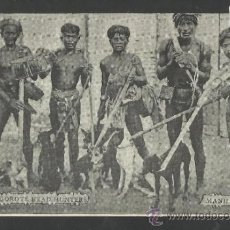 Postales: MANILA - IGOROTE HEAD HUNTERS - MANILA PI - (17375). Lote 39158410
