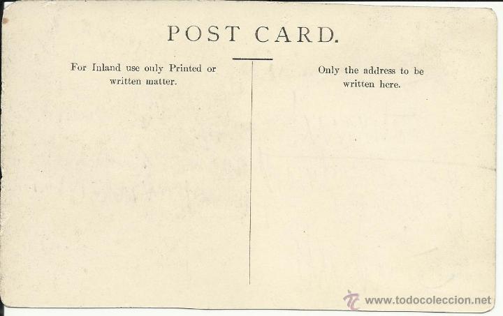 Postales: Antigua postal asiatica sin circular - Foto 2 - 39917981