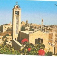 Postales: POSTAL BELEN AÑOS 70 ISRAEL SIN CIRCULAR. Lote 40740328