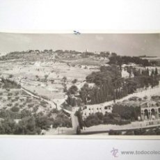 Postales: MOUNT OF OLIVES.LEON PHOTO JERUSALEM . Lote 43908960