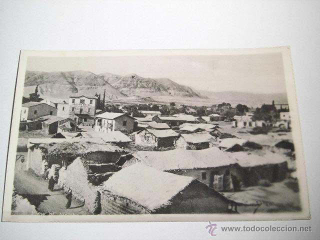 JERICHO(GENERAL VIEW).-PHOTO LEON JERUSALEM (Postales - Postales Extranjero - Asia)