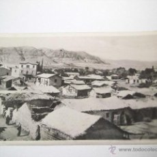Postales: JERICHO(GENERAL VIEW).-PHOTO LEON JERUSALEM . Lote 43909496