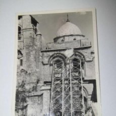Postales: HOLY SEPULCHRECHURCH.-PHOTO LEON JERUSALEM. Lote 43909710