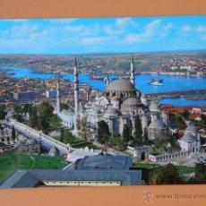Postales: SÜLEYMANIYE (1557) VE HALIÇ. ISTANBUL. TÜRKIYE - DIVERSOS AUTORES. Lote 44198656