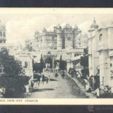 Postales: INDIA. UDAIPUR. *GENERAL VIEW CITY* NUEVA.. Lote 44788363