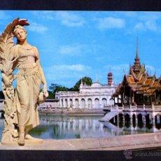 Postales: AYUDHYA. *THE AISAWAN-THIPYA-AT PAVILION. ROYAL SUMMER PALACE...* NUEVA.. Lote 44819591