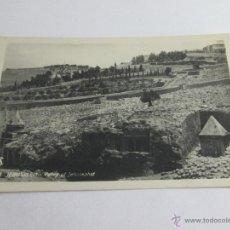 Postales: Aª POSTAL-FOTOGRAFÍA-ISRAEL-VALLE DE JOSAFAT-PERFECTO ESTADO-S/D-SIN CIRCULAR-.. Lote 45102488