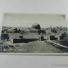 Postales: Aª POSTAL-FOTOGRAFICA-JERUSALEM-VER FOTOS Y DESCRIPCIÓN.. Lote 45746093