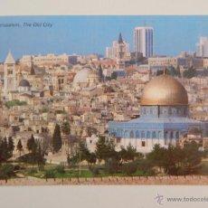 Postales: JERUSALEM: SEEN FROM MT. OF OLIVES. Lote 46465060