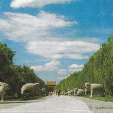 Postales: Nº 24195 POSTAL CHINA THE MING TOMBS. Lote 47659853