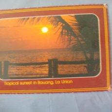 Postales: POSTAL. CIRCULADA DE FILIPINAS. 1986 BAUAND LA UNION, MANILA PHILIPPINES. PILIPINAS. Lote 49983204