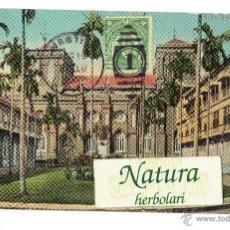 Postales: POSTAL MANILA - FILIPINAS. ST. TOMAS CHURCH. CIRCULADA CON SELLO 1930 A REUS.. Lote 51128488