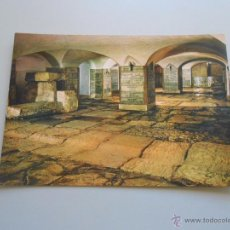 Postales: POSTAL LITHOSTROTOS GENERAL VIEW. JERUSALEN. ISRAEL. TDKP6. Lote 52674161