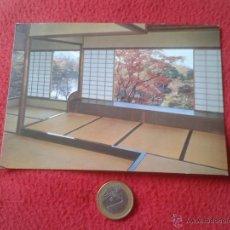 Postales: TARJETA POSTAL POST CARD JAPON JAPAN NIPPON KYUSUI-TEI PAVILION IN AUTUMN SHUGAKUIN IMPERIAL VILLA V. Lote 54385425