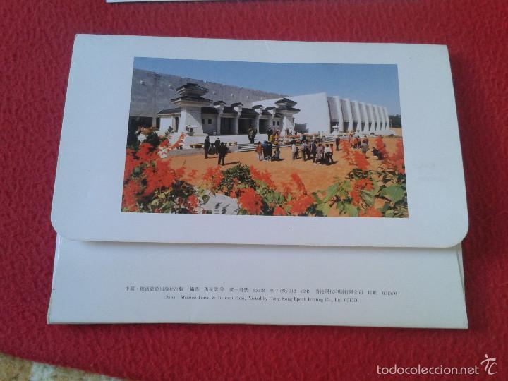 Postales: LOTE COLECCION DE 12 POSTALES POSTCARDS GUERREROS Y CABALLOS TERRACOTA WARRIORS AND HORSES CHINA VER - Foto 4 - 55364406