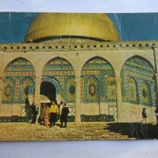 Postales: DOME OF THE ROCK JERUSALEM . Lote 56861442