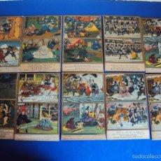 Postales: (PS-45810)LOTE DE 15 TARJETAS JAPONESAS. Lote 57057918