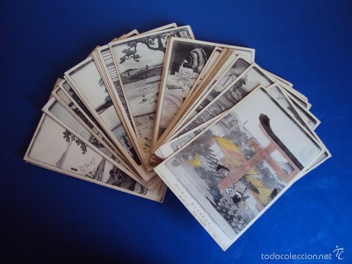 (PS-45811)LOTE DE 37 TARJETAS JAPONESAS (Postales - Postales Extranjero - Asia)