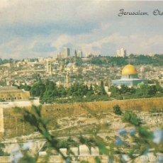 Postais: JERUSALEM (ISRAEL), VISTA DEL MONTE DE LOS OLIVOS - STAR CARDS Nº 1015 - SIN CIRCULAR. Lote 58277404