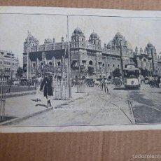 Postales: BOMBAY: GENERAL POST OFFICE (DE PRINCIPIOS DEL SIGLO XX, CIRCA 1912). Lote 58327903