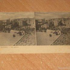 Postales: 1 FOTO-POSTAL DE BETHLEEM. Lote 58348435