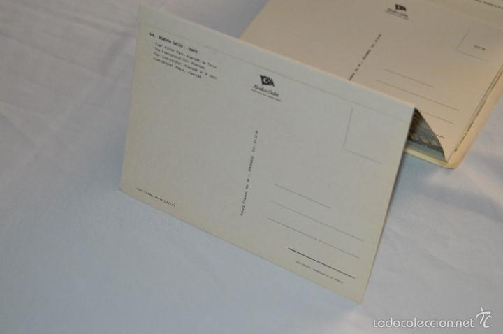Postales: Librito, 12 Tarjetas POSTALES - Recuerdo de IZMIR - 12 COLOR VIEWS OF IZMIR - KESKIN COLOR - Foto 7 - 61256131