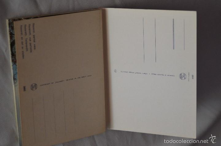 Postales: Librito, 10 Tarjetas POSTALES - Recuerdo de NAZARETH - 10 IMÁGENES EN COLOR - Foto 6 - 61256959
